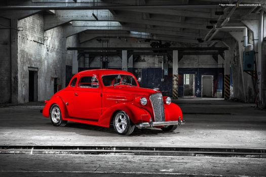 1937 Chevrolet Master De Luxe  - Shot 9 by AmericanMuscle