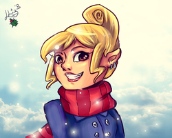 Winter Tetra by LizbethLizard