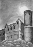Castle of the Tyrant by Saevus