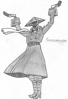 Scaramouche by Woogigooie