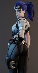 Widowmaker (Talon) 2018 Render by KSE25