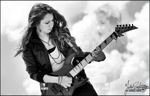 Ally's Guitar Double by Yehiazz