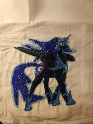 Nightmare Moon by wolfgirl0824