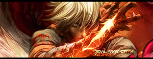 Devil May Cry Sign by mazeko
