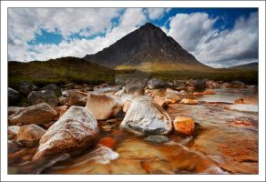 Buachaille Etive Mor . by DL-Photography