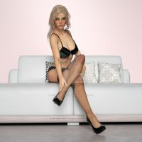 Digital Beauty Series - Femme Fatale (Nov16) by Digital-Beauty-Serie
