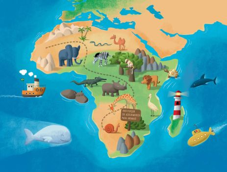 Africa by roweig