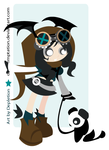 Chibi : Lucy Love by DeepTemptation