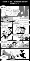Monster Hunter Comic Chapter 13-2 by macawnivore