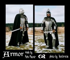 Full plate armor by Keirea