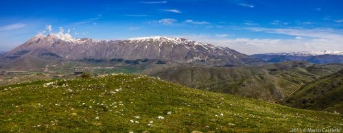 On the top of the mountain by mcastiello