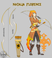 LUNA - Natalia Florence by Lightning-in-my-Hand