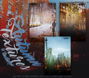 Autumn Textures Pack by VicStephan16