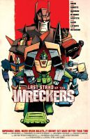Inglourious Wreckers by dcjosh