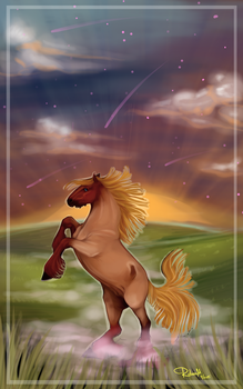 Falling Skies by FallenChocoCookie