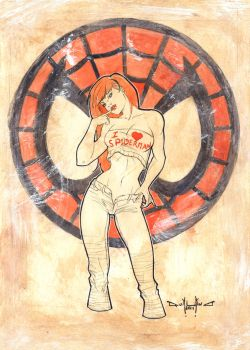 Mary Jane vintage by qualano