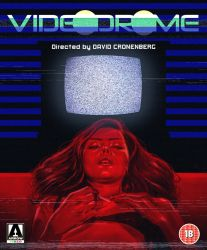Videodrome cover by Vranckx