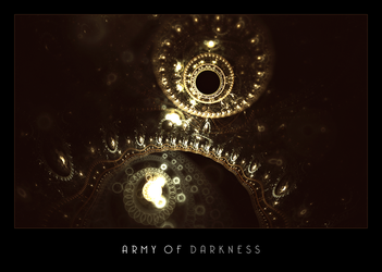 Army of Darkness by replicagfx