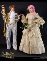 Code Geass: First couple by wtfproductionsskits