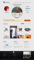 Corporate Theme Designer by hitlat
