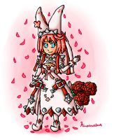 Elphelt Valentine by ninpeachlover