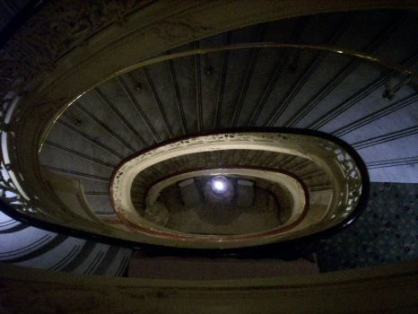 Stairway to Opulance by richiebeck