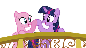 MLP Base: Brohoofs with Twilight by Cookie-Bases