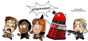 Doctor Who - Journey's End by kapaeme