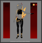 020 |Outfit|Open| by CrescentMoonDesign