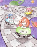 'Round the Track by MilesTailsPrower-007