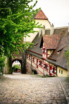Nuremberg by gingerall