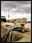 Rathlin Harbour 1 by younghappy