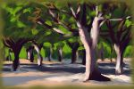 Trees by Ealin