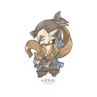 #286 - Hanzo by Jrpencil
