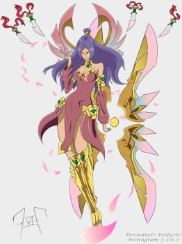 Order of the Lotus Irelia by birdy767