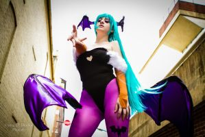 Morrigan 6 by IchigeiCosplay