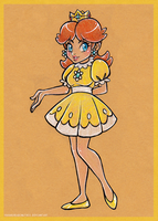 Daisy Princess by YouAreReadingThis