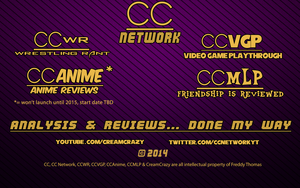 The CC Network Wallpaper by CreamCrazy