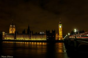 Palace of Westminster by mydarkeyes
