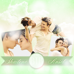 PNG Pack(115) Shailene w/ Ansel by blacktoblackpngs