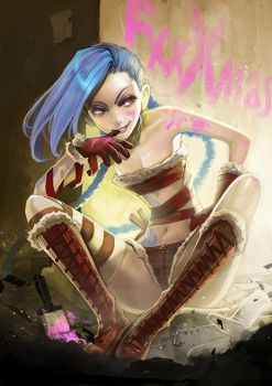 Jinx by goomrrat