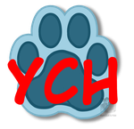 Paw Pad Sticker YCH OPEN - Unlimited Slots - by Marquez0725