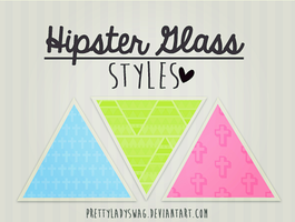 Hipster Glass Styles by PrettyLadySwag