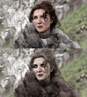From Catelyn Stark to Lady Stoneheart by Ecezio