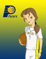 Indiana Pacers' Fan by Anime-Ray