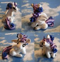 Sapphire Rose multiview by TerraLove