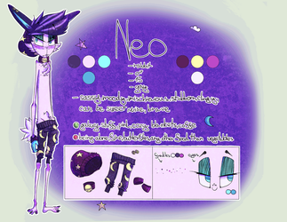 Neo reference sheet   OUTDATED by SEVVAGE