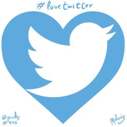 #LoveTwitter by zeravlam