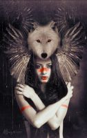 Spirit of the wild by katmary