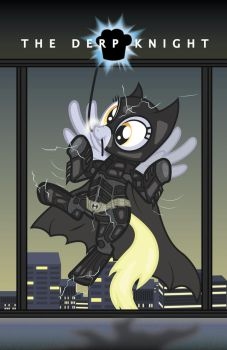 The Derp Knight by Smashinator